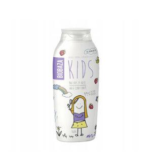 Biobaza odżywka do włosów dla dzieci o zapachu truskawek i fig 250 ml