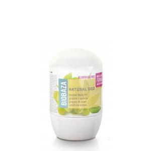 BIOBAZA naturalny dezodorant w kulce DIVINE 50ml