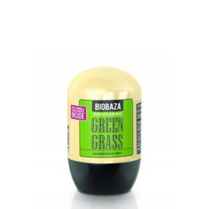 BIOBAZA dezodorant w kulce GREEN GRASS 50ml