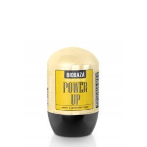 BIOBAZA dezodorant w kulce POWER UP 50ml