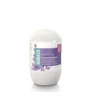 BIOBAZA dezodorant w kulce PURPLE FRESHNESS 50ml