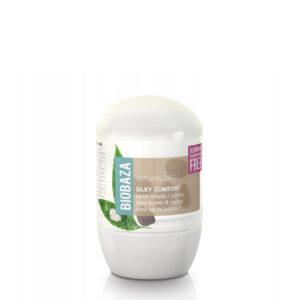 BIOBAZA dezodorant w kulce SILKY COMFORT 50ml