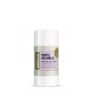 BIOBAZA dezodorant w sztyfcie PURPLE FRESHNESS 50ml