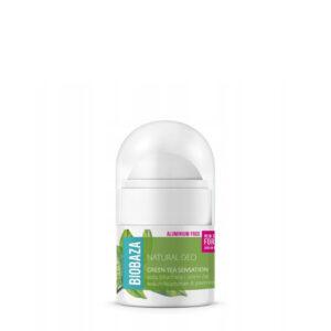 BIOBAZA dezodorant w kulce GREEN TEA 20ml