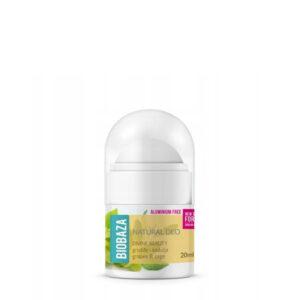 BIOBAZA dezodorant w kulce Divine Beauty 20ml