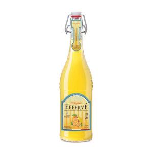 EFFERVE Lemoniada gazowana pomarańczowa 750ml