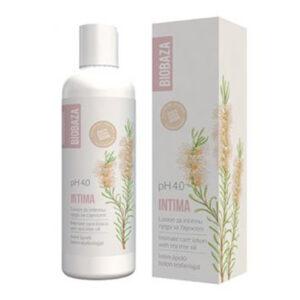 BIOBAZA baslam do higieny intymnej z olejkiem z drzewa herbacianego 200ML