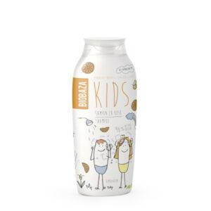 Biobaza szampon dla dzieci z mandarynką 250ml