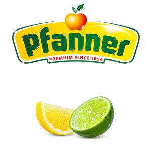 Pfanner napój Ice Tea cytryna-limonka 1,5L