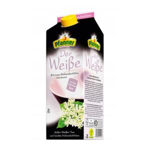 Pfanner napój biała herbata z czarnym bzem 2L