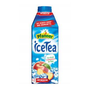 Pfanner napój herbaciany brzoskwiniowy 750 ml