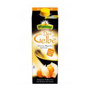 Pfanner napój żółta herbata z ziołami 2L