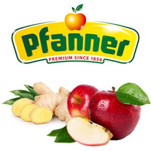 Pfanner sok 100% jabłkowy z imbirem 500ml