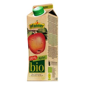 Pfanner BIO sok 100% jabłkowy 1000ml