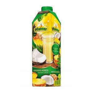 Pfanner napój ananasowo-kokosowy 1000ml