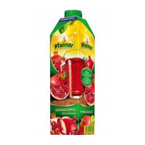 Pfanner napój owocowy o smaku granatu 1000ml