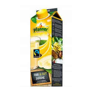 Pfanner nektar bananowy 1000ml
