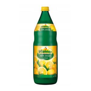 Pfanner sok 100% cytrynowy BEZ CUKRU 1000ml