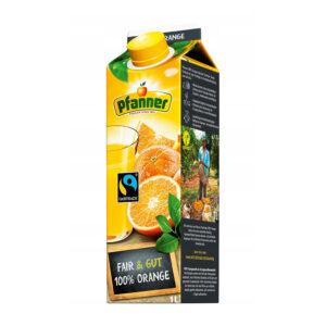 Pfanner sok 100% pomarańczowy 1000ml