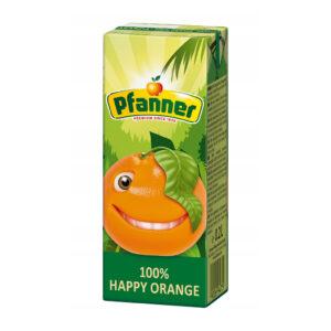 Pfanner sok 100% pomarańczowy 200ml