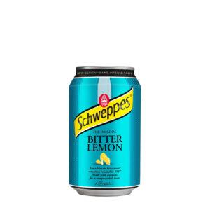 SCHWEPPES Bitter Lemon 330ml puszka