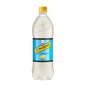 SCHWEPPES Bitter Lemon 850ml Butelka