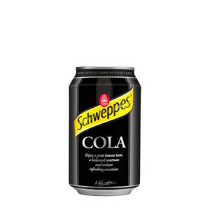 SCHWEPPES Schweppes Cola 330ml puszka