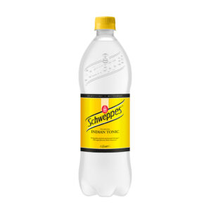 SCHWEPPES Tonic 850ml Butelka