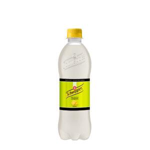 SCHWEPPES Lemon 420ml Butelka