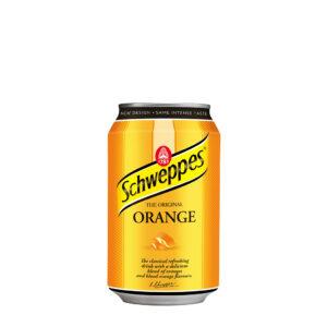 SCHWEPPES Orange 330ml puszka