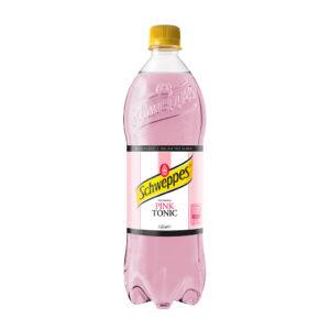 SCHWEPPES Tonic Pink 850ml Butelka