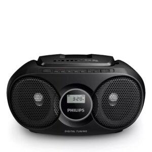 Philips radioodtwarzacz czarny AZ215B