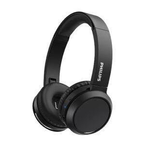 Philips słuchawki bezprzewodowe nauszne TAH4205BK