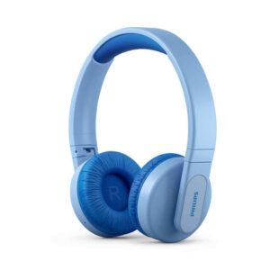 Philips słuchawki bezprzewodowe nauszne TAH4206BL