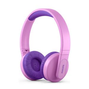 Philips słuchawki bezprzewodowe nauszne TAH4206PK