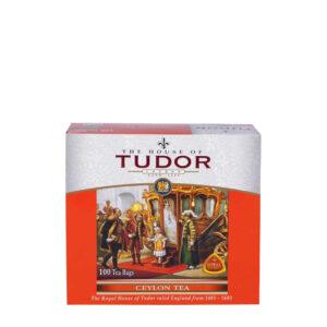 Tudor herbata czarna Ceylon 100 torebek
