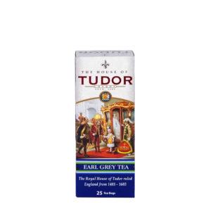 Tudor herbata czarna Earl Grey 25 torebek