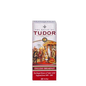 Tudor herbata czarna English Breakfast 25 torebek